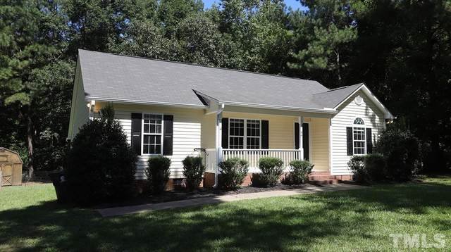 64 Shire Court, Zebulon, NC 27597 (MLS #2402865) :: On Point Realty