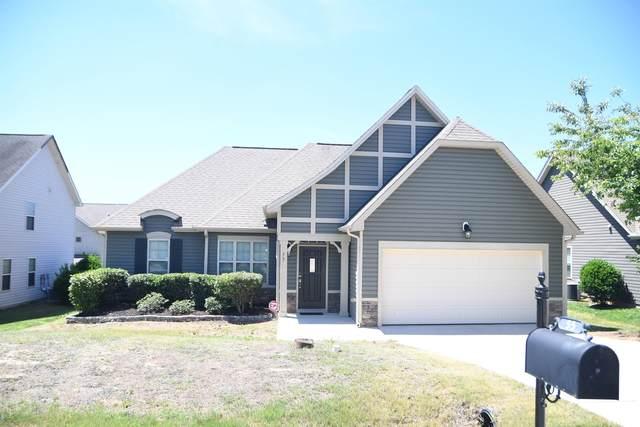 55 Rolling Meadow Drive, Clayton, NC 27527 (#2402913) :: Dogwood Properties