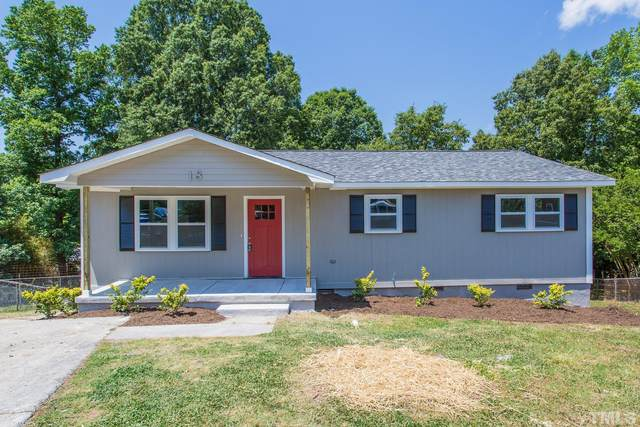 18 Bonsell Place, Durham, NC 27707 (#2402923) :: The Beth Hines Team