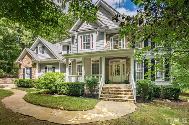 1112 Parchemin Trail, Chapel Hill, NC 27516 (#2402952) :: Marti Hampton Team brokered by eXp Realty