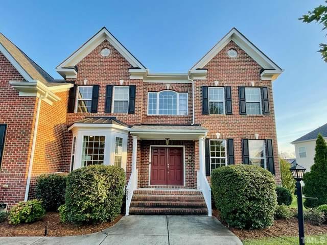 505 Elan Hall Road, Cary, NC 27519 (#2402978) :: Raleigh Cary Realty