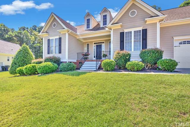 105 Desert Orchid Road, Holly Springs, NC 27540 (#2402980) :: The Beth Hines Team
