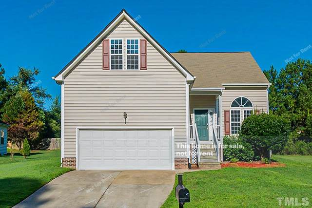5119 Arbor Chase Drive, Raleigh, NC 27616 (#2403111) :: The Blackwell Group