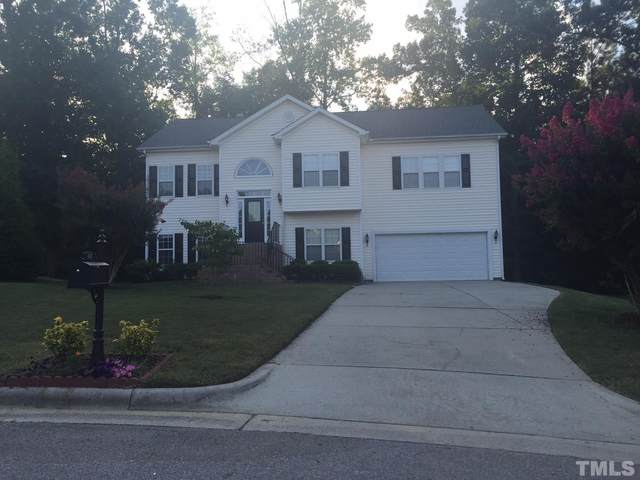 310 Gingergate Drive, Cary, NC 27519 (MLS #2403127) :: The Oceanaire Realty