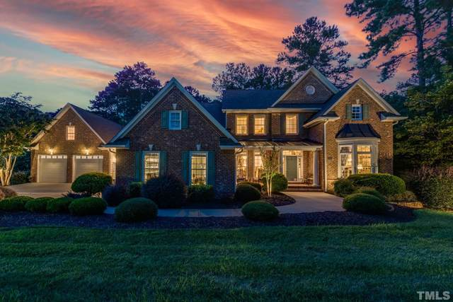 1408 Wildhurst Lane, Wake Forest, NC 27587 (#2403164) :: Southern Realty Group