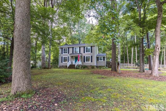4 Russet Court, Durham, NC 27712 (#2403178) :: Choice Residential Real Estate