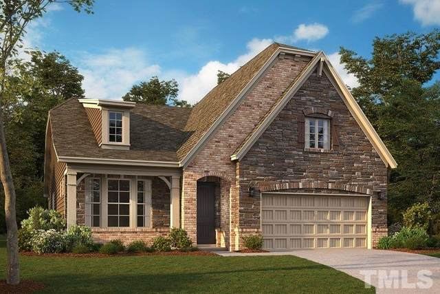 1015 Hillside Falls Drive #121, Wake Forest, NC 27587 (#2403204) :: Raleigh Cary Realty
