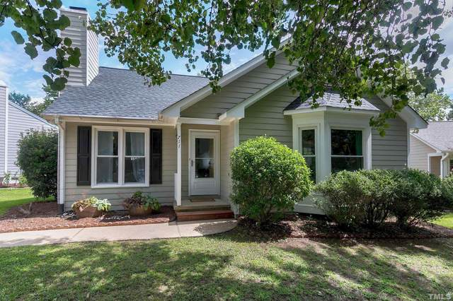 711 Matney Lane, Apex, NC 27502 (MLS #2403293) :: On Point Realty