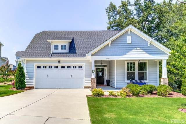 1309 Sunny Days Drive, Knightdale, NC 27545 (MLS #2403425) :: The Oceanaire Realty