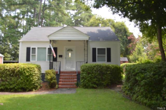 2008 Reaves Drive, Raleigh, NC 27608 (#2403448) :: Marti Hampton Team brokered by eXp Realty