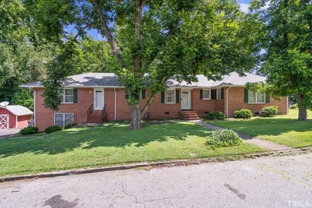 216 Perry Street, Henderson, NC 27536 (#2403499) :: Scott Korbin Team
