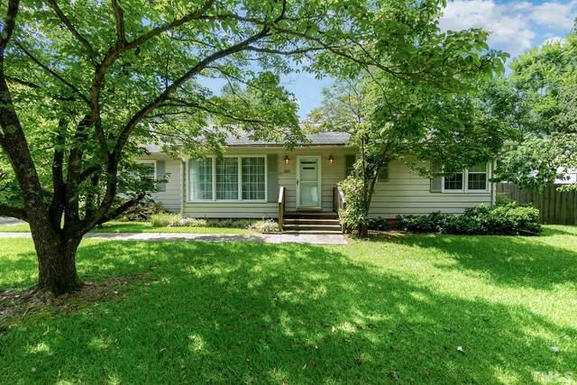 107 W Underwood Avenue, Smithfield, NC 27577 (#2403541) :: Choice Residential Real Estate