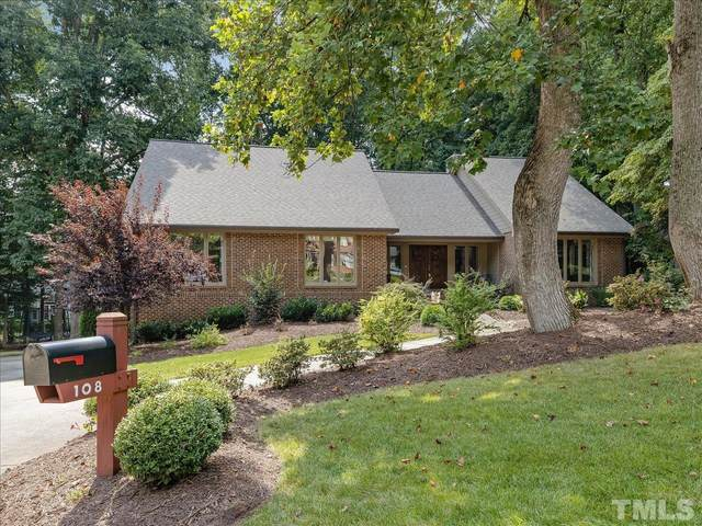 108 Laurelwood Lane, Cary, NC 27518 (MLS #2403675) :: The Oceanaire Realty