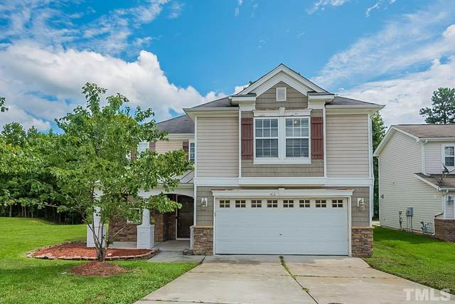 402 Knightwood Drive, Durham, NC 27703 (#2403693) :: Southern Realty Group