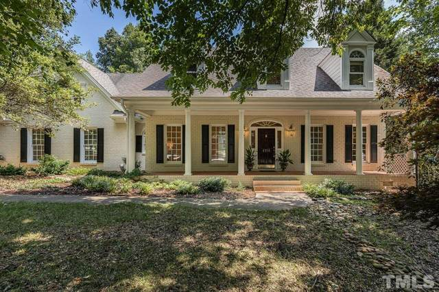 4936 Sunset Forest Circle, Holly Springs, NC 27540 (#2403694) :: The Helbert Team