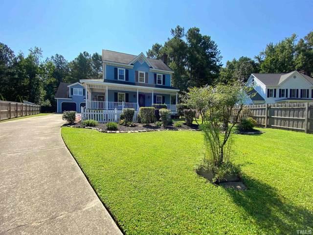 4801 John White Drive, Raleigh, NC 27610 (#2403701) :: Dogwood Properties