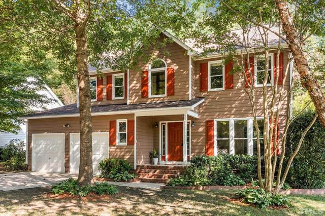 6404 Cape Charles Drive, Raleigh, NC 27617 (#2403708) :: Dogwood Properties
