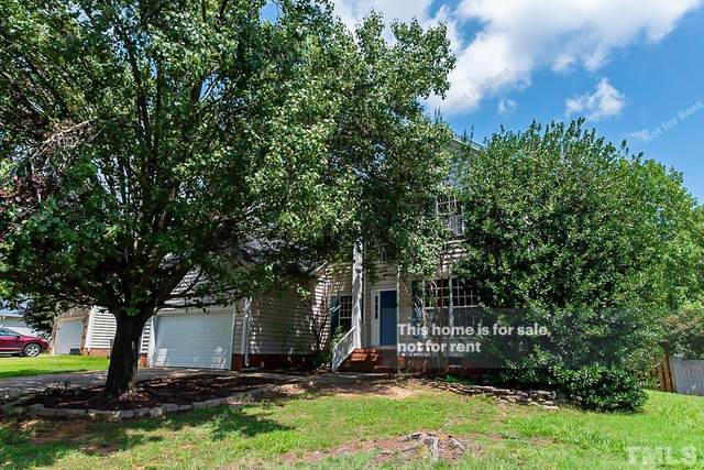 8904 Waynick Drive, Raleigh, NC 27617 (#2403726) :: Triangle Just Listed