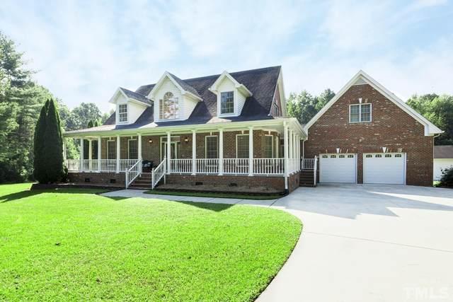 108 Briarwood Drive, Clayton, NC 27520 (#2403819) :: Bright Ideas Realty