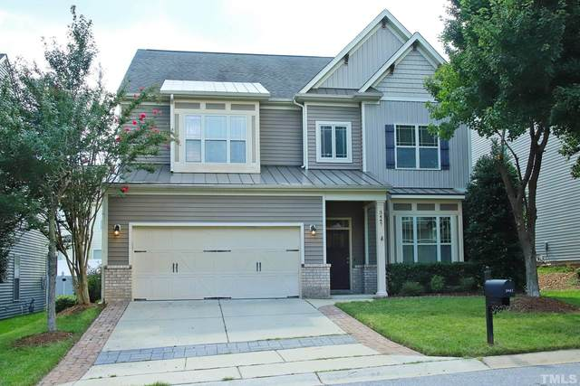 3447 Massey Pond Trail, Raleigh, NC 27616 (#2403902) :: Marti Hampton Team brokered by eXp Realty