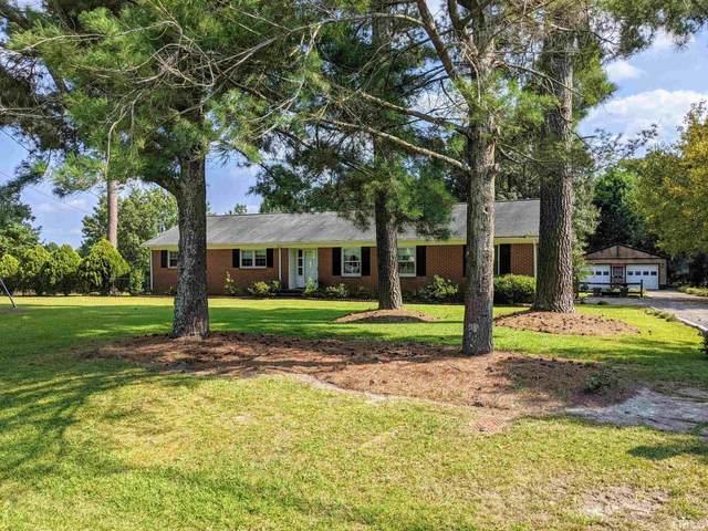 600 Guilford Street, Goldsboro, NC 27530 (#2403936) :: Marti Hampton Team brokered by eXp Realty