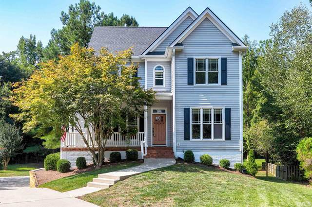 1616 Royal Red Trail, Apex, NC 27502 (MLS #2403950) :: The Oceanaire Realty