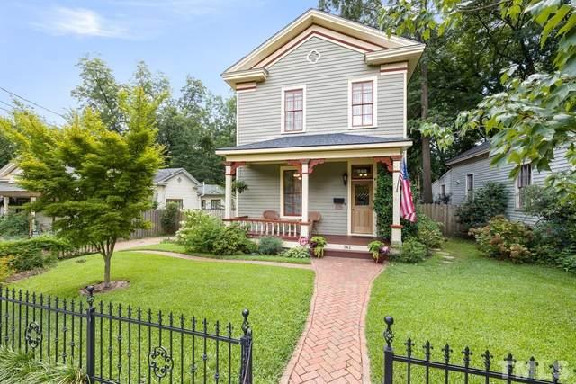 542 E Jones Street, Raleigh, NC 27601 (#2403964) :: Scott Korbin Team