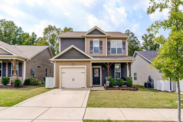 137 Mcdowell Parkway, Clayton, NC 27520 (#2404005) :: Choice Residential Real Estate