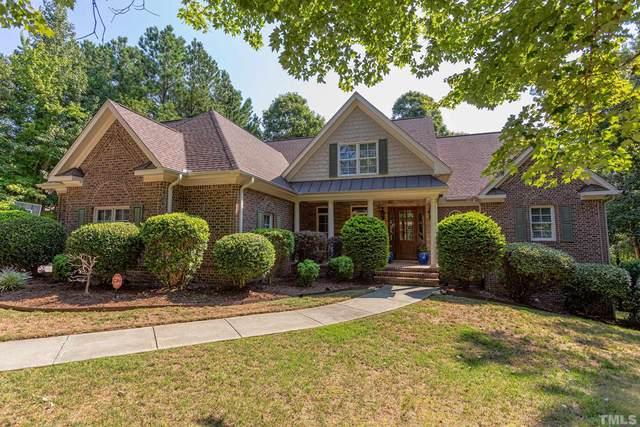 2038 Silverleaf Drive, Youngsville, NC 27596 (#2404028) :: Dogwood Properties