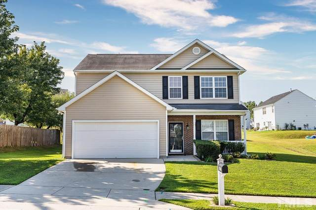 6908 Missionary Ridge Drive, Raleigh, NC 27610 (#2404097) :: Dogwood Properties