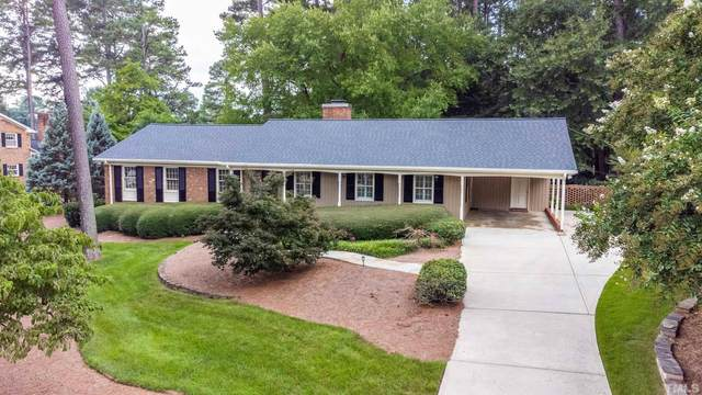 5805 Winthrop Drive, Raleigh, NC 27612 (MLS #2404168) :: The Oceanaire Realty