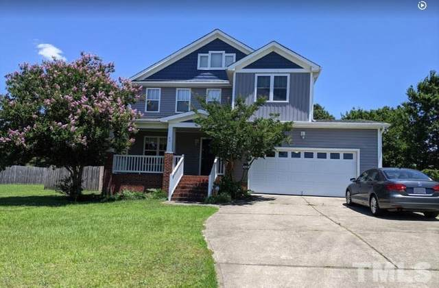 40 Belgian Blue Drive, Garner, NC 27529 (MLS #2404200) :: The Oceanaire Realty