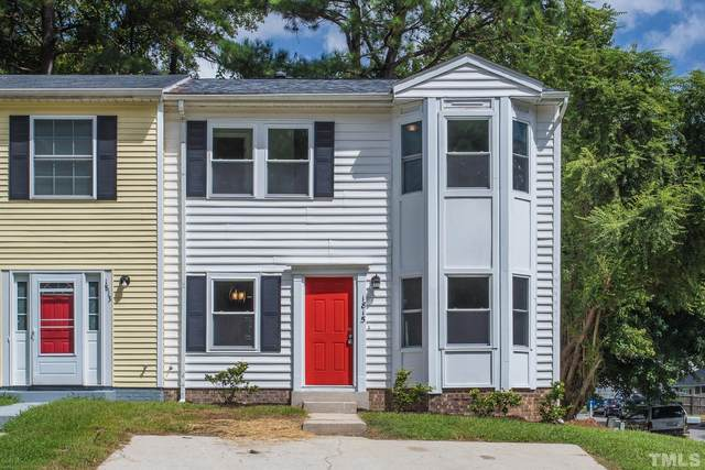 1815 Fox Hollow Drive, Raleigh, NC 27610 (MLS #2404255) :: The Oceanaire Realty