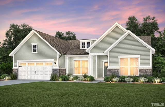 901 Del Webb Manor Avenue Dwt Lot 70, Wake Forest, NC 27587 (#2404329) :: Raleigh Cary Realty