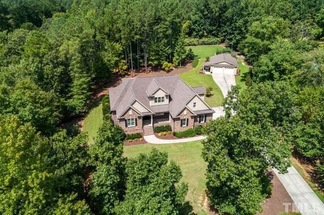 49 Park Pointe Drive, Pittsboro, NC 27312 (#2404350) :: The Jim Allen Group