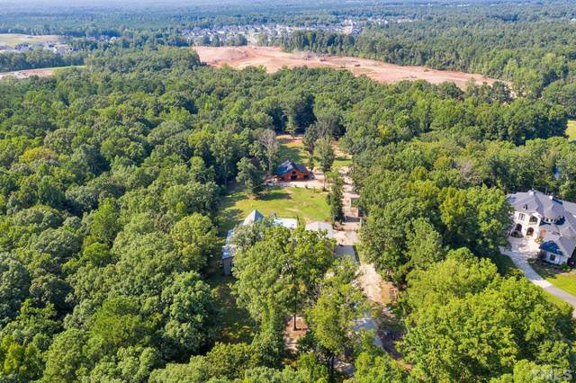 6312 Cass Holt Road, Holly Springs, NC 27540 (#2404355) :: M&J Realty Group