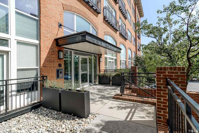 200 S Dawson Street #207, Raleigh, NC 27601 (#2404366) :: Dogwood Properties