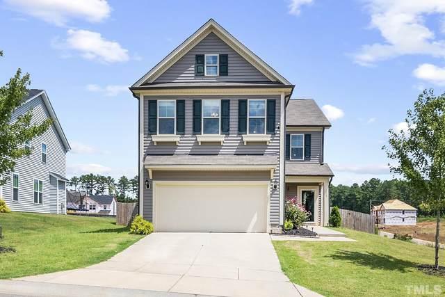 235 Cranes Nest Drive, Franklinton, NC 27525 (#2404403) :: Steve Gunter Team
