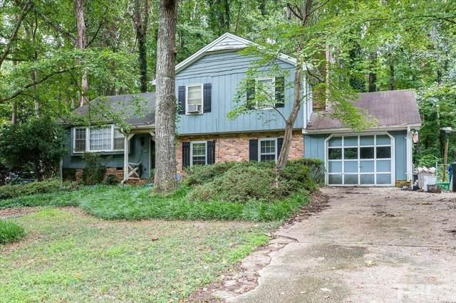 716 Hunting Ridge Road, Raleigh, NC 27615 (#2404428) :: The Helbert Team