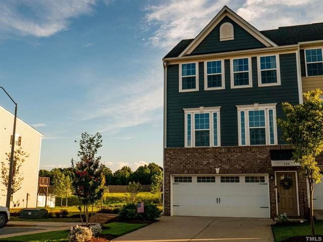 200 Misty Pike Drive, Raleigh, NC 27603 (#2404457) :: Southern Realty Group