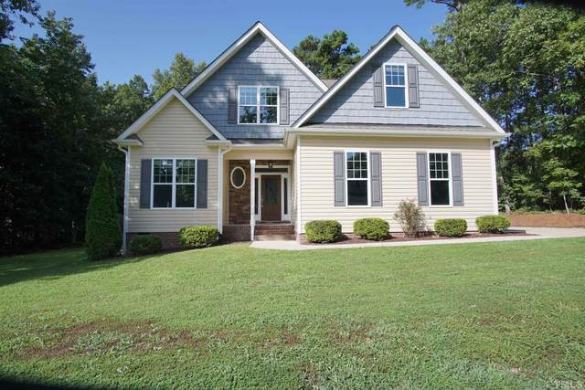 130 Glen Oaks Drive, Youngsville, NC 27587 (MLS #2404465) :: On Point Realty