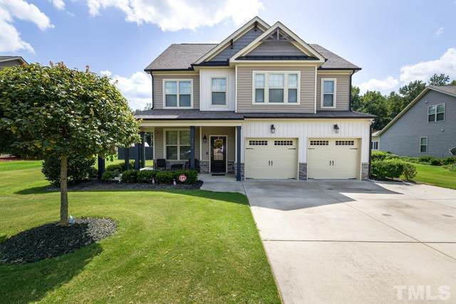 4089 Weavers Pond Drive, Zebulon, NC 27597 (#2404491) :: Raleigh Cary Realty