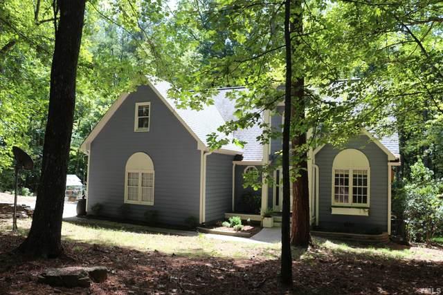 300 Highland Trail, Chapel Hill, NC 27516 (#2404513) :: The Helbert Team