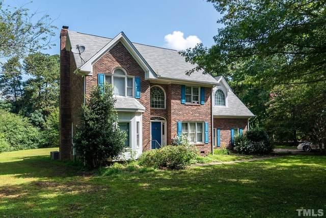 1208 Enchanted Oaks Drive, Raleigh, NC 27606 (#2404538) :: The Helbert Team