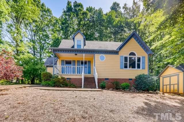 2216 Rhonda Road, Hillsborough, NC 27278 (#2404563) :: Choice Residential Real Estate