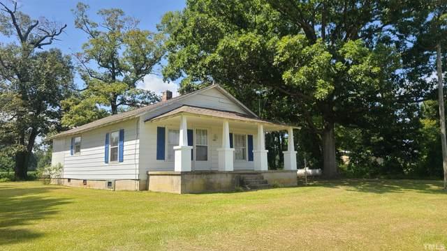 7066 Southern Nash High Road, Bailey, NC 27807 (#2404613) :: Scott Korbin Team