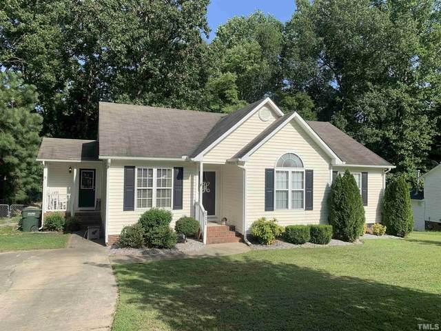 111 Gracie Lane, Clayton, NC 27520 (#2404616) :: Southern Realty Group