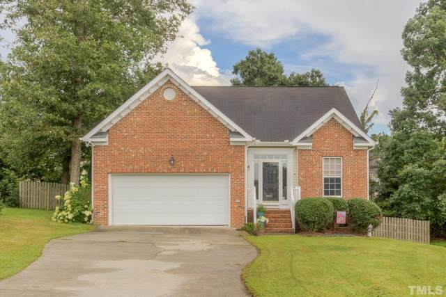 802 Willowedge Court, Knightdale, NC 27545 (#2404619) :: Dogwood Properties