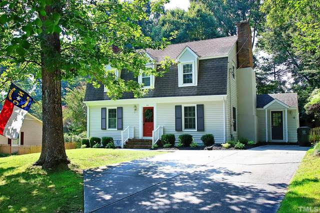 405 North Glen Drive, Raleigh, NC 27609 (#2404656) :: Raleigh Cary Realty