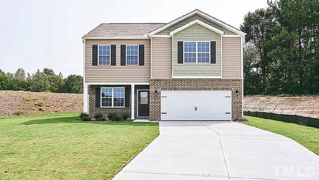 506 Little Rock Court, Carthage, NC 28327 (MLS #2404691) :: On Point Realty